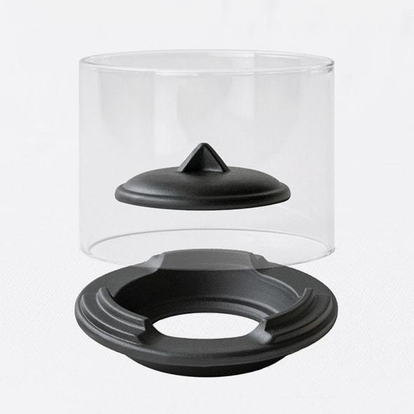 Lichtglas Outdoor CeraLava